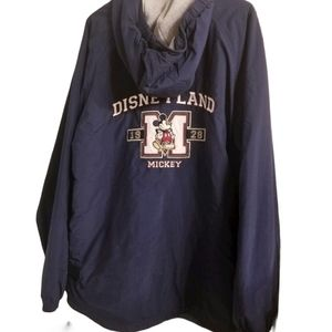 Vintage Disneyland Resort Mickey Jacket